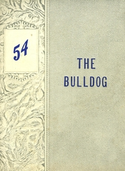 Alliance High School - Bulldog Yearbook (Alliance, NE) online yearbook collection, 1954 Edition, Page 1