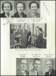 Page 13, 1954 Edition, Alliance High School - Bulldog Yearbook (Alliance, NE) online yearbook collection