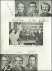 Page 14, 1954 Edition, Alliance High School - Bulldog Yearbook (Alliance, NE) online yearbook collection