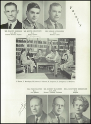 Page 15, 1954 Edition, Alliance High School - Bulldog Yearbook (Alliance, NE) online yearbook collection
