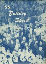 Alliance High School - Bulldog Yearbook (Alliance, NE) online yearbook collection, 1955 Edition, Page 1