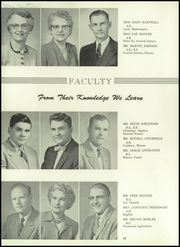Page 14, 1955 Edition, Alliance High School - Bulldog Yearbook (Alliance, NE) online yearbook collection