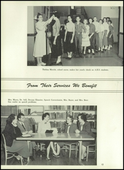 Page 16, 1955 Edition, Alliance High School - Bulldog Yearbook (Alliance, NE) online yearbook collection
