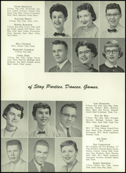 Page 20, 1955 Edition, Alliance High School - Bulldog Yearbook (Alliance, NE) online yearbook collection