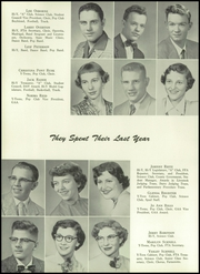 Page 24, 1955 Edition, Alliance High School - Bulldog Yearbook (Alliance, NE) online yearbook collection