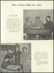 Page 13, 1956 Edition, Alliance High School - Bulldog Yearbook (Alliance, NE) online yearbook collection