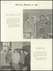 Page 15, 1956 Edition, Alliance High School - Bulldog Yearbook (Alliance, NE) online yearbook collection