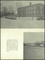 Page 8, 1956 Edition, Alliance High School - Bulldog Yearbook (Alliance, NE) online yearbook collection
