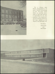 Page 9, 1956 Edition, Alliance High School - Bulldog Yearbook (Alliance, NE) online yearbook collection