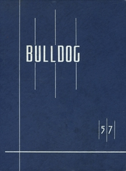 1957 Edition, Alliance High School - Bulldog Yearbook (Alliance, NE)