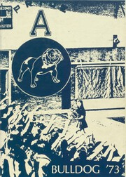 1973 Edition, Alliance High School - Bulldog Yearbook (Alliance, NE)
