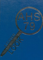1979 Edition, Alliance High School - Bulldog Yearbook (Alliance, NE)