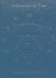 1981 Edition, Alliance High School - Bulldog Yearbook (Alliance, NE)