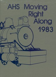 1983 Edition, Alliance High School - Bulldog Yearbook (Alliance, NE)