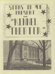 Page 5, 1948 Edition, Gering High School - Kennel Yearbook (Gering, NE) online yearbook collection