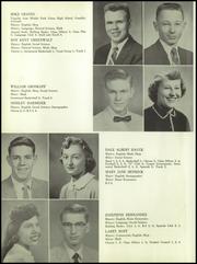 Page 16, 1957 Edition, Gering High School - Kennel Yearbook (Gering, NE) online yearbook collection