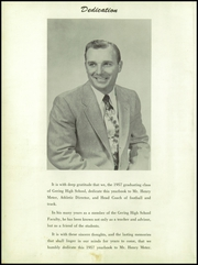 Page 6, 1957 Edition, Gering High School - Kennel Yearbook (Gering, NE) online yearbook collection