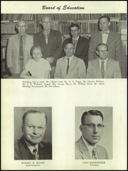 Page 8, 1957 Edition, Gering High School - Kennel Yearbook (Gering, NE) online yearbook collection