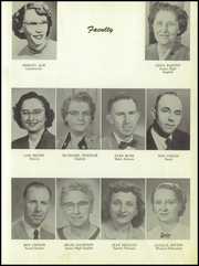 Page 9, 1957 Edition, Gering High School - Kennel Yearbook (Gering, NE) online yearbook collection
