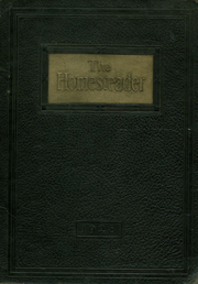 1928 Edition, Beatrice High School - Homesteader Yearbook (Beatrice, NE)