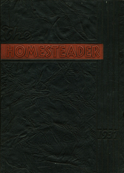 1937 Edition, Beatrice High School - Homesteader Yearbook (Beatrice, NE)