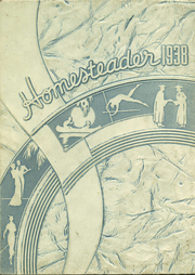 1938 Edition, Beatrice High School - Homesteader Yearbook (Beatrice, NE)