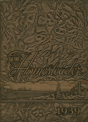 1939 Edition, Beatrice High School - Homesteader Yearbook (Beatrice, NE)