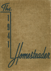 1941 Edition, Beatrice High School - Homesteader Yearbook (Beatrice, NE)