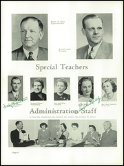 Page 10, 1949 Edition, Beatrice High School - Homesteader Yearbook (Beatrice, NE) online yearbook collection
