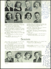 Page 14, 1949 Edition, Beatrice High School - Homesteader Yearbook (Beatrice, NE) online yearbook collection