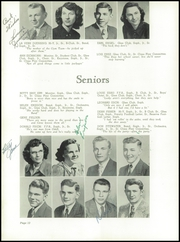 Page 16, 1949 Edition, Beatrice High School - Homesteader Yearbook (Beatrice, NE) online yearbook collection