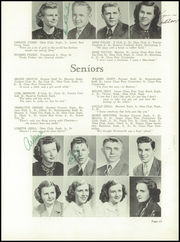 Page 17, 1949 Edition, Beatrice High School - Homesteader Yearbook (Beatrice, NE) online yearbook collection