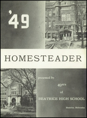 Page 5, 1949 Edition, Beatrice High School - Homesteader Yearbook (Beatrice, NE) online yearbook collection