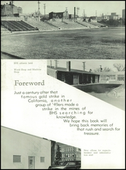 Page 6, 1949 Edition, Beatrice High School - Homesteader Yearbook (Beatrice, NE) online yearbook collection