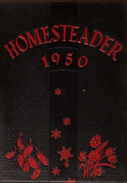 1950 Edition, Beatrice High School - Homesteader Yearbook (Beatrice, NE)