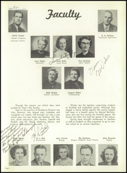Page 13, 1950 Edition, Beatrice High School - Homesteader Yearbook (Beatrice, NE) online yearbook collection