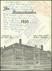 Page 5, 1950 Edition, Beatrice High School - Homesteader Yearbook (Beatrice, NE) online yearbook collection