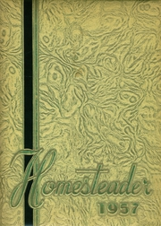 1957 Edition, Beatrice High School - Homesteader Yearbook (Beatrice, NE)