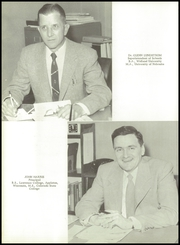 Page 10, 1958 Edition, Beatrice High School - Homesteader Yearbook (Beatrice, NE) online yearbook collection