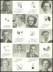 Page 13, 1958 Edition, Beatrice High School - Homesteader Yearbook (Beatrice, NE) online yearbook collection