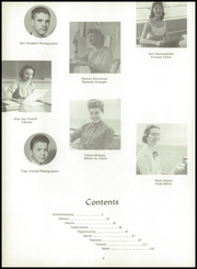 Page 8, 1958 Edition, Beatrice High School - Homesteader Yearbook (Beatrice, NE) online yearbook collection