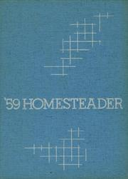 1959 Edition, Beatrice High School - Homesteader Yearbook (Beatrice, NE)