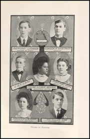 Page 8, 1909 Edition, McCook High School - Bison Yearbook (McCook, NE) online yearbook collection