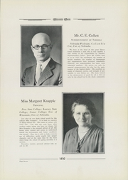 Page 13, 1930 Edition, Lexington High School - Minute Man Yearbook (Lexington, NE) online yearbook collection