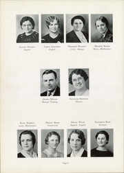 Page 12, 1936 Edition, Lexington High School - Minute Man Yearbook (Lexington, NE) online yearbook collection