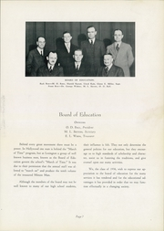 Page 13, 1936 Edition, Lexington High School - Minute Man Yearbook (Lexington, NE) online yearbook collection