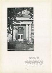 Page 6, 1936 Edition, Lexington High School - Minute Man Yearbook (Lexington, NE) online yearbook collection
