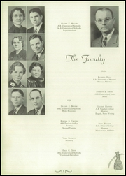 Page 12, 1937 Edition, Lexington High School - Minute Man Yearbook (Lexington, NE) online yearbook collection