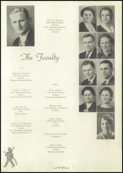Page 13, 1937 Edition, Lexington High School - Minute Man Yearbook (Lexington, NE) online yearbook collection