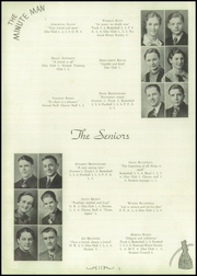 Page 16, 1937 Edition, Lexington High School - Minute Man Yearbook (Lexington, NE) online yearbook collection